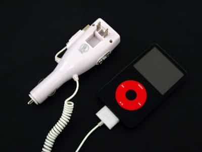 Review: Van Hauser iSuperCharger Portable 4-Way Charger for iPod