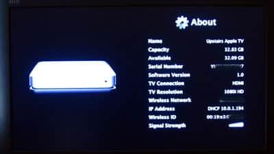 Ten Geek Details on Apple TV