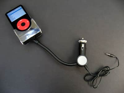 First Look: Griffin TuneFlex AUX for iPod / for iPod nano