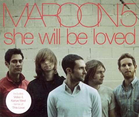 Maroon 5's Mysterious iTunes Fade-Out?