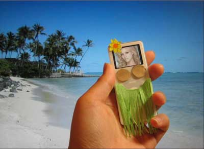 Win 1 of 4 iPhones, iTune$ for iPod Fashion Photos