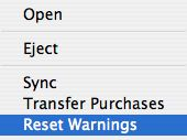 iTunes fails to transfer all tracks to the iPod