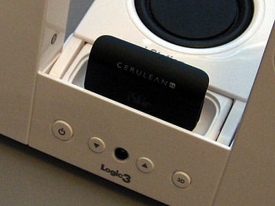 First Look: iSkin Cerulean RX Stereo Bluetooth Receiver