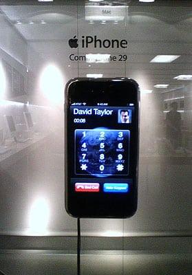 Mix: iPhone displays, Testing, Teac, Miniskirt