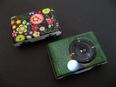 First Look: Aquarius iJacket for iPod shuffle 2G