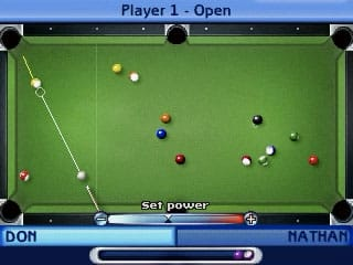 EA releases Sims Pool for 5G iPod