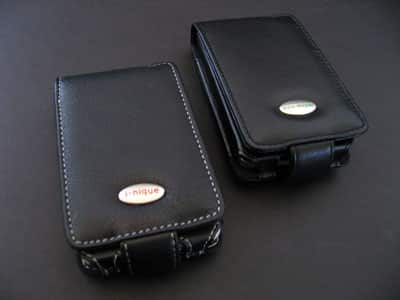 First Look: I-nique Portfolio Limited Edition and Eco-nique Cases for iPod 5G