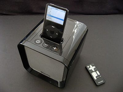 Review: iHome iH80 OutLoud Portable Speaker System for iPod