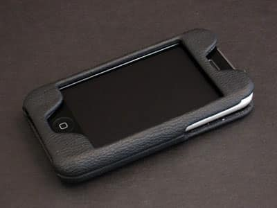 Review: Macally mCase Protective Leather Case for iPhone