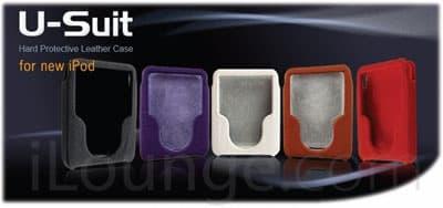 Uniea unveils U-Suit Case for unannounced iPod