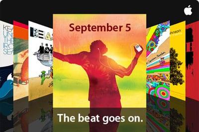 Apple announces Sept. 5 Special Event