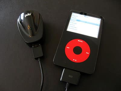 First Look: PDO PowerTwo AC Adapter & Car Charger for iPod