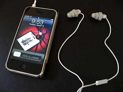 Review: Ultimate Buds Apple-Etymotic ER-6i iPhone Earphones