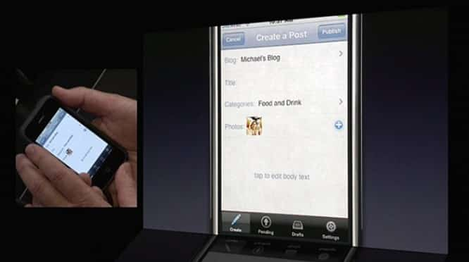 Six Apart announces TypePad for iPhone, iPod touch