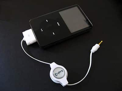 Preview: Logic3 iPod to 3.5mm Stereo Cable