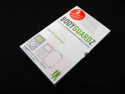 Review: NLU Products BodyGuardz for iPod classic