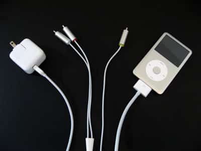 Review: Apple Composite AV Cable (iPod/iPhone)