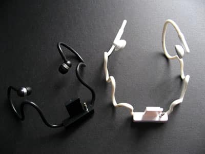 Preview: Arriva Wireless Stereo Headphone for iPod shuffle