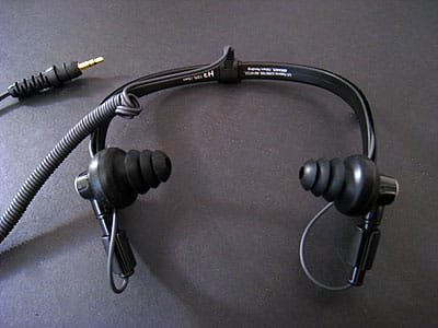 Review: H2O Audio H3 Waterproof Headphones