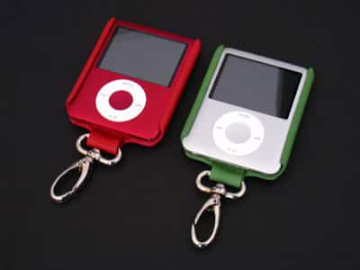 Review: Vaja i-Volution Grip with Hook for iPod nano 3G