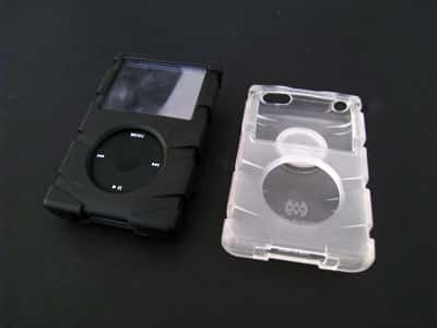 Review: Speck ToughSkin for iPod classic