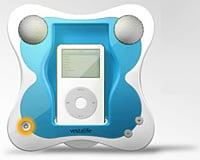 Vestalife shows Ladybug iPod speaker system