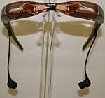 Myvu's Crystal, Shades video eyewear revealed