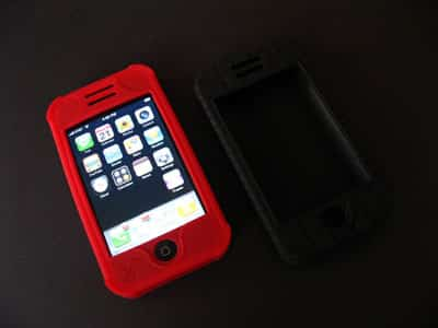 Review: ifrogz Silicone Wrapz and Treadz for iPhone
