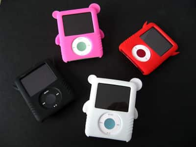 Review: Boomwave Diablo and Bearaphim Cases for iPod nano 3G
