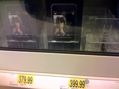 John Lennon iPod touch box covers five touch versions