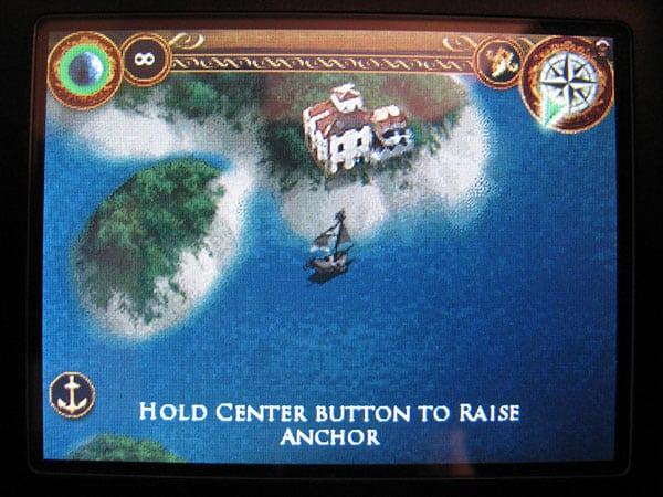Review: Disney Pirates of the Caribbean: Aegir's Fire