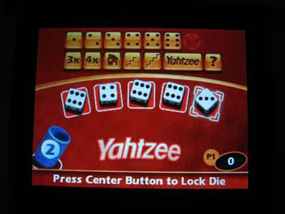 Review: Electronic Arts Yahtzee