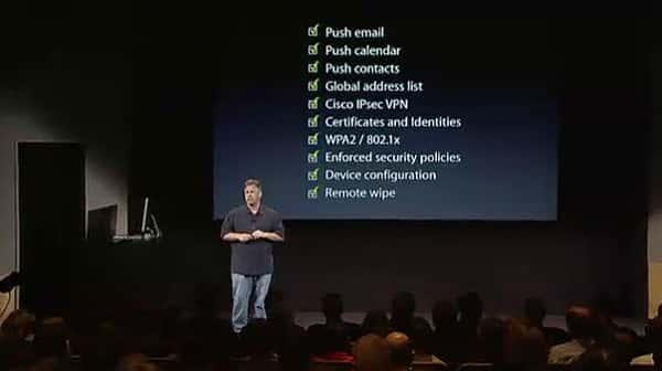 iPhone SDK: Enterprise, SDK apps coming in June 2.0 software update