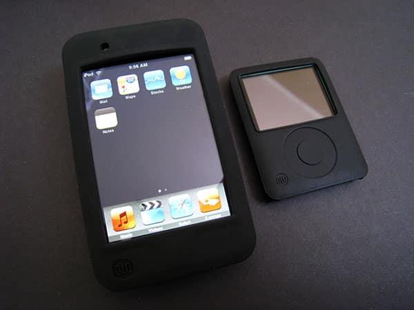 Review: DLO Jam Jacket Design for iPod nano
