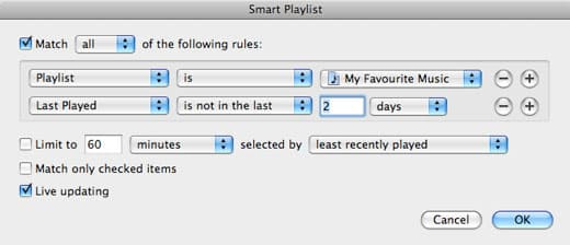 Maintaining Playback Position on iPod