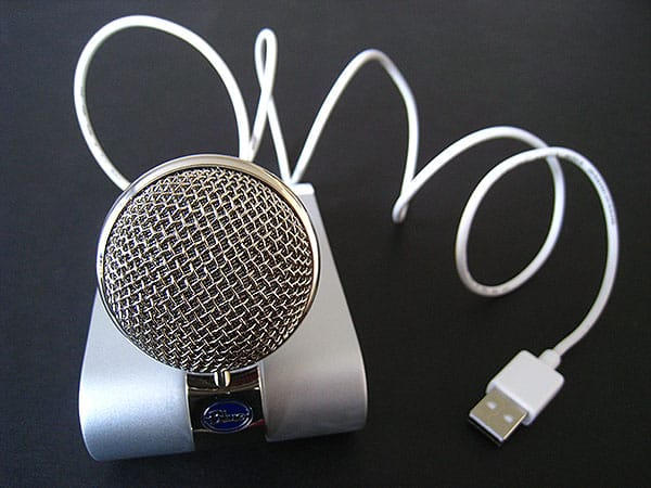 Blue's Snowflake, the Cute Little USB Mic That Could