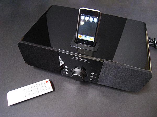 Preview: Grace Digital GDI-iDOCK5 2.1 Sound System