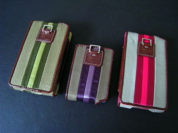 Review: Case Logic Trend Cases for iPod nano, classic + touch
