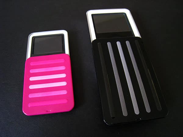 Review: Case Logic Traditional Tins for iPod nano + classic
