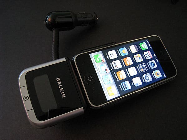 Review: Belkin TuneBase FM for iPhone and iPod