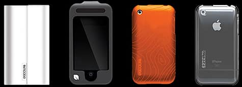 Incase debuts cases for iPhone 3G