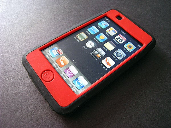 Review: iSkin touch for iPod touch
