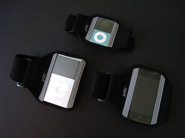 Review: PDO Sporteer Armbands for iPod nano, classic, touch and iPhone