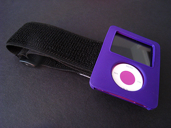 Review: Grantwood Technology Tuneband for iPod nano