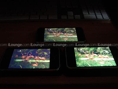 iPhone 3G unit-to-unit screen differences revealed