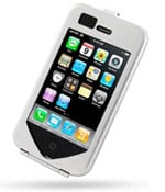 PDair offers leather, aluminum, silicone cases for iPhone 3G