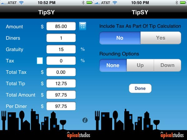 Review: TipSY ($2) by Apical Studios