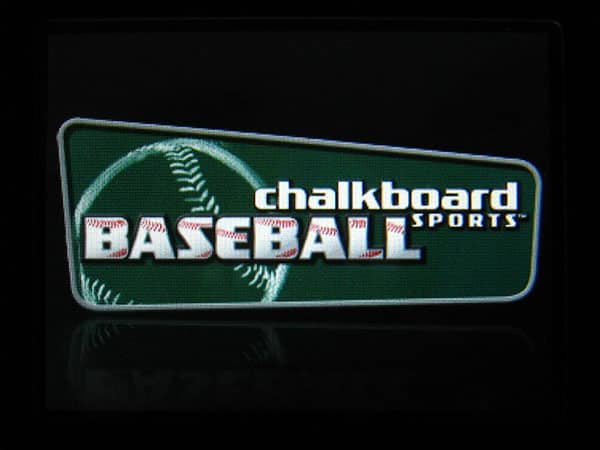 Review: D2C Games Chalkboard Sports Baseball