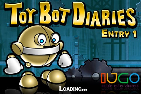 Review: Toy Bot Diaries by IUGO Mobile Entertainment