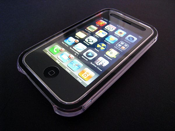 Review: Case-Mate Naked Case for iPhone 3G